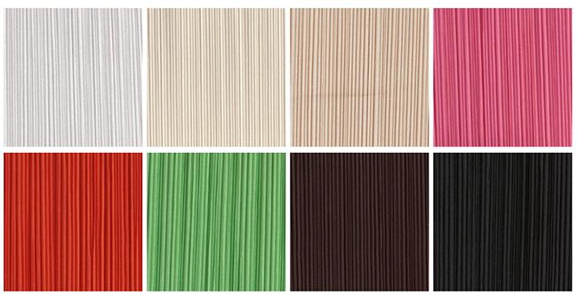 Фотография ткани плиссе для абажура