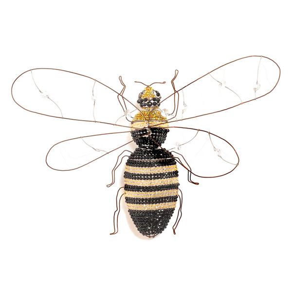 Bee wall sconce for dior by Marie Christophe